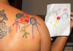 tatuajes-ninos