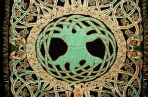 El símbolo celta Crann Bethadh