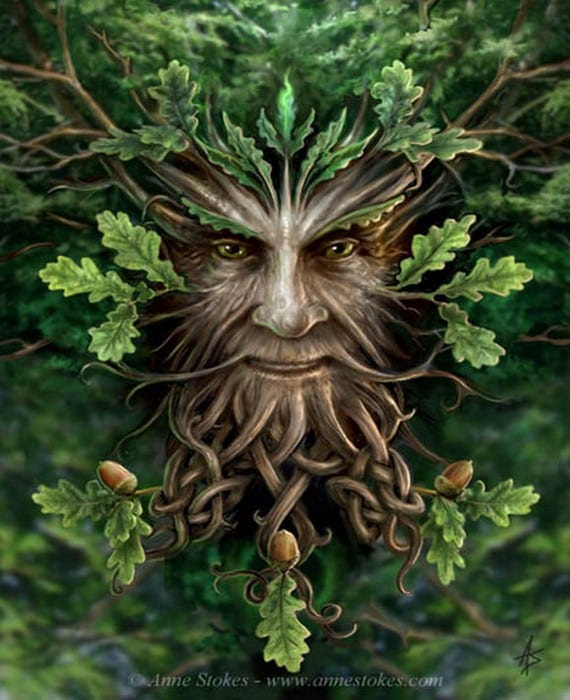 El neodruidismo quiere regresar al respeto celta por la Naturaleza