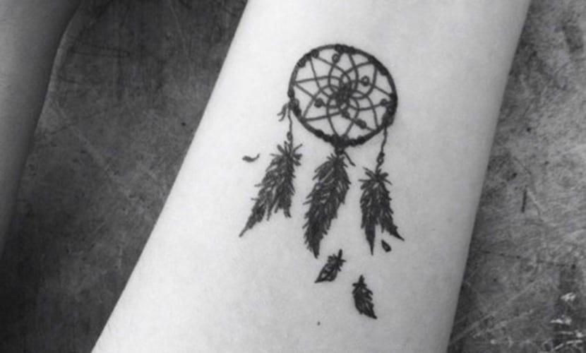 Tatuajes De Atrapasueños Significado Y Ejemplos En Fotos