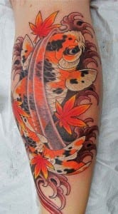 Tatuaje del artista Chris Carver