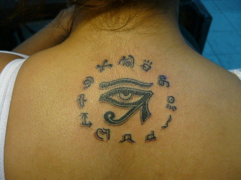 Significado Del Ojo De Horus