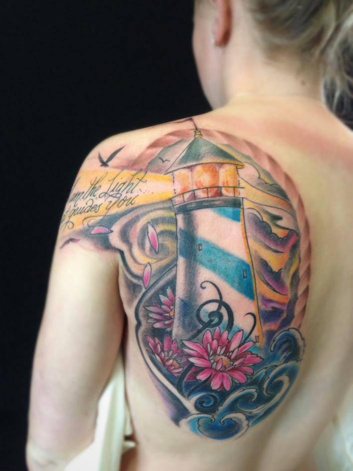 svetilnik tatoo