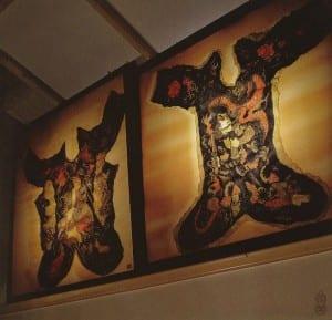 Pieles del Museo de Tokio