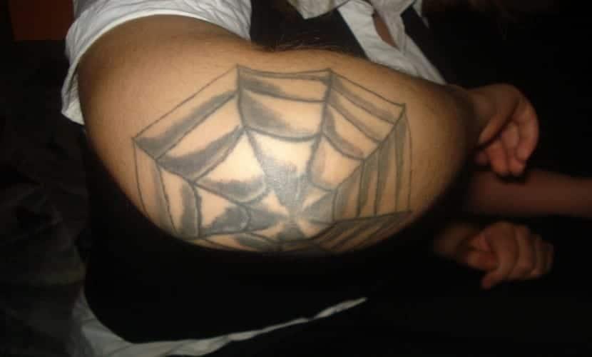 Tatuaje skingirl