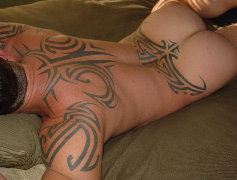 Tatuajes En La Zona Lumbar O Parte Baja De La Espalda I