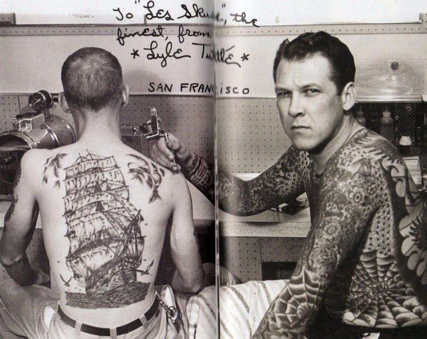 Los tatuajes de telarañas son muy antiguos