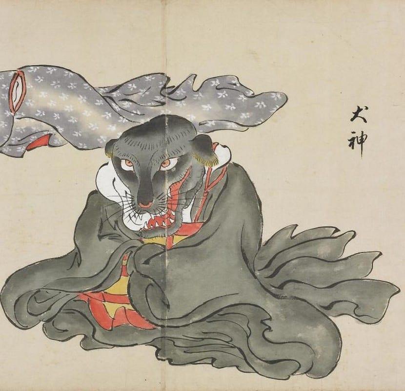 Versión original de Inugami