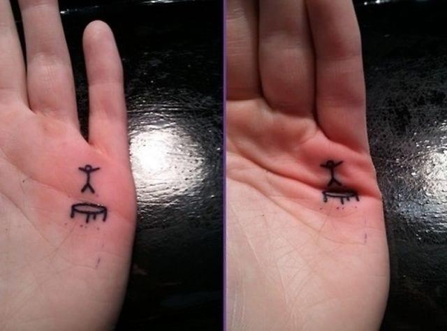 Ideas para diseños de tatuajes pequeños