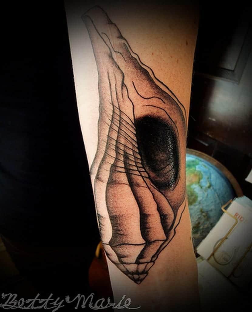tatuaje-caracola2