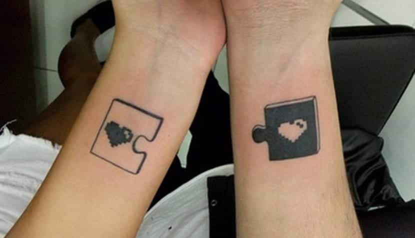 Tatuajes De Amistad Conexión Con Tus Mejores Amigos