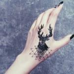 Tatuajes de Ciervos
