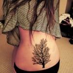 Tatuaje de Naturaleza