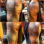 Tatuajes de Ciudades - Nueva York