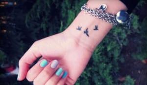 Tatuajes en la Muñeca