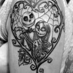 Tatuajes de Jack Skellington