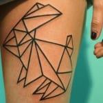 Tatuaje Minimalista