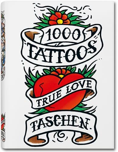 Libro 1000 Tattoos