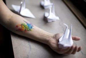 Tatuajes de Acuarela