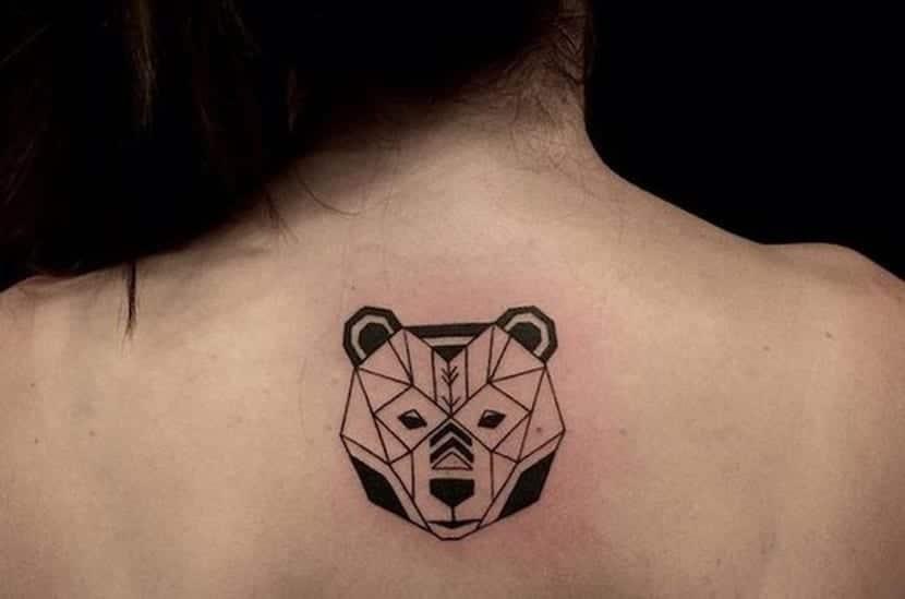 Tatuajes De Animales Con Un Toque Geométrico