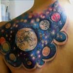 Tatuajes del espacio