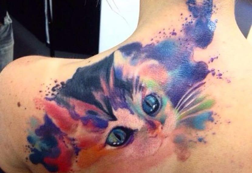 Tatuajes De Gatos El Significado De Una Leyenda