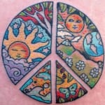 Tatuajes Hippies