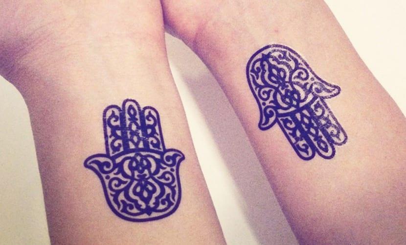 Tatuajes De La Mano De Fátima O Hamsa Significado Ejemplos Y Más