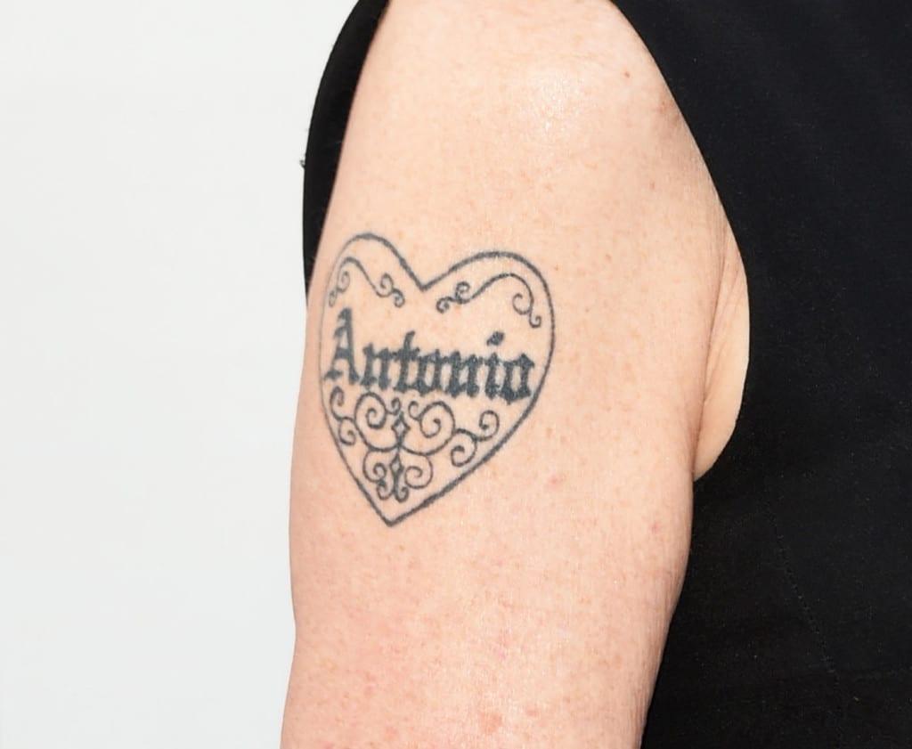 tatuaje antonio