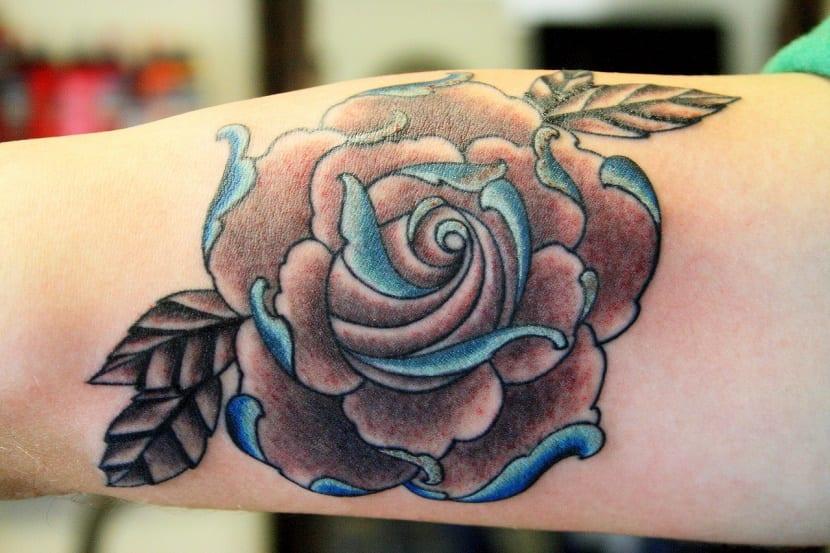 Imagenes De Flores Para Tatuajes