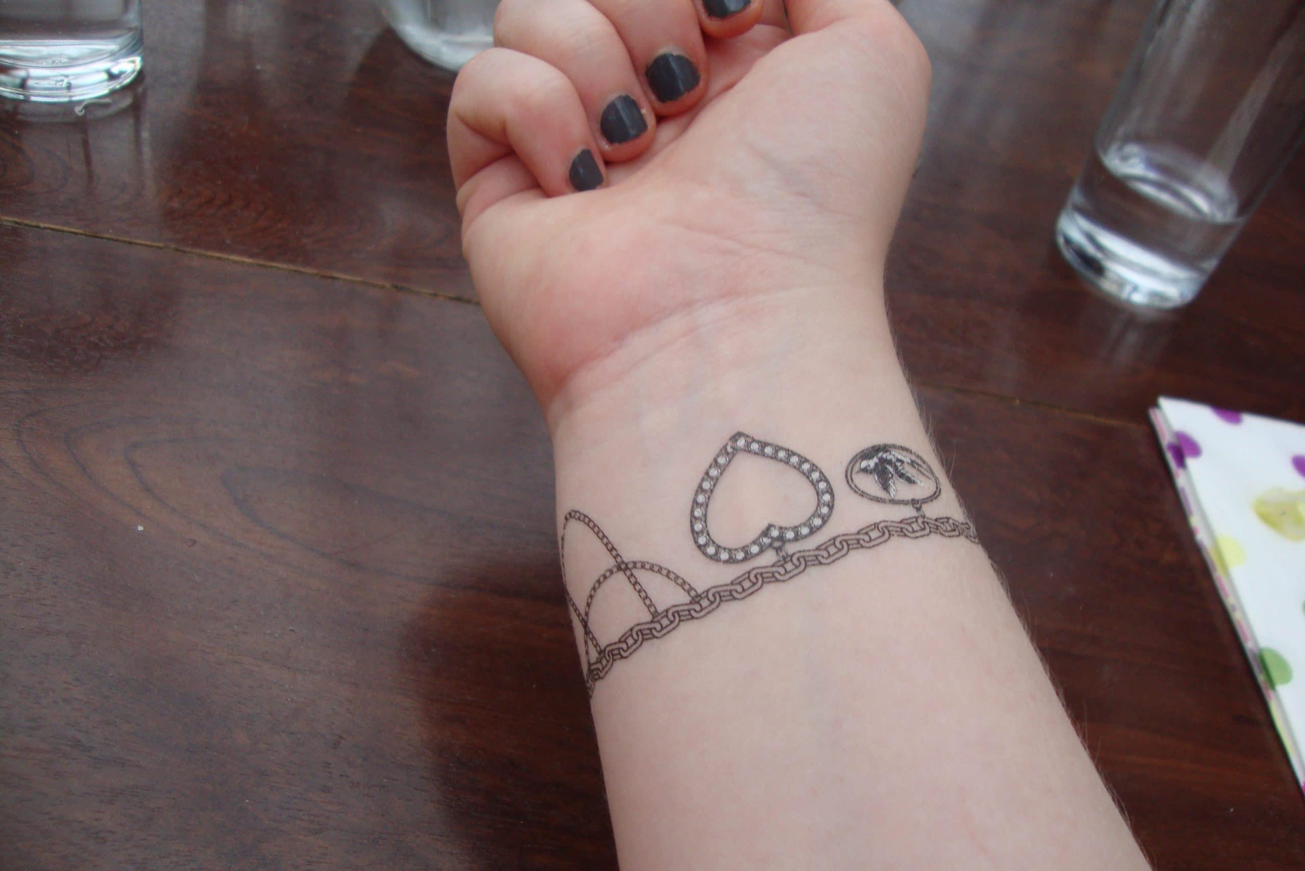 Tatuajes De Pulseras En La Muñeca