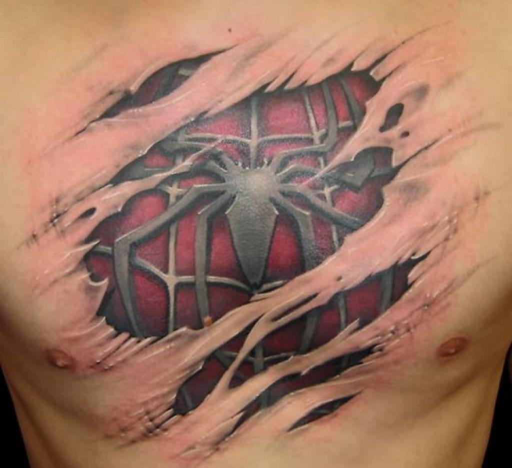 Tatuajes En El Pecho Para Hombres