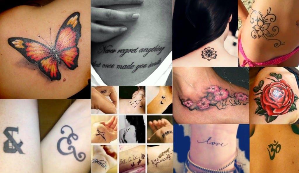 tatuaje pequeno varios