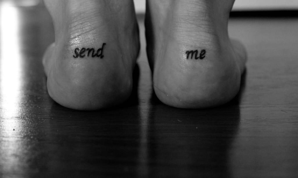 tatuaje talon frase