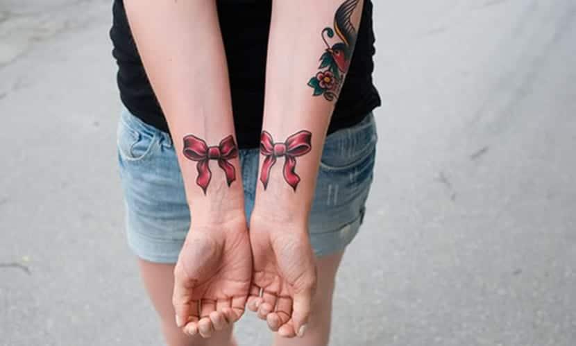 Tatuajes de lazos