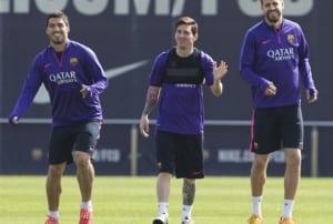 Los nuevos tatuajes de Leo Messi