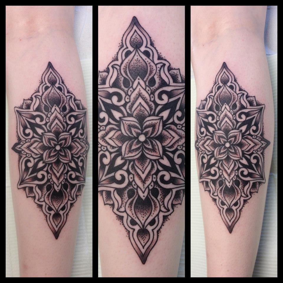 Tatuajes Mandalas Para Mujeres Significado Y Ejemplos