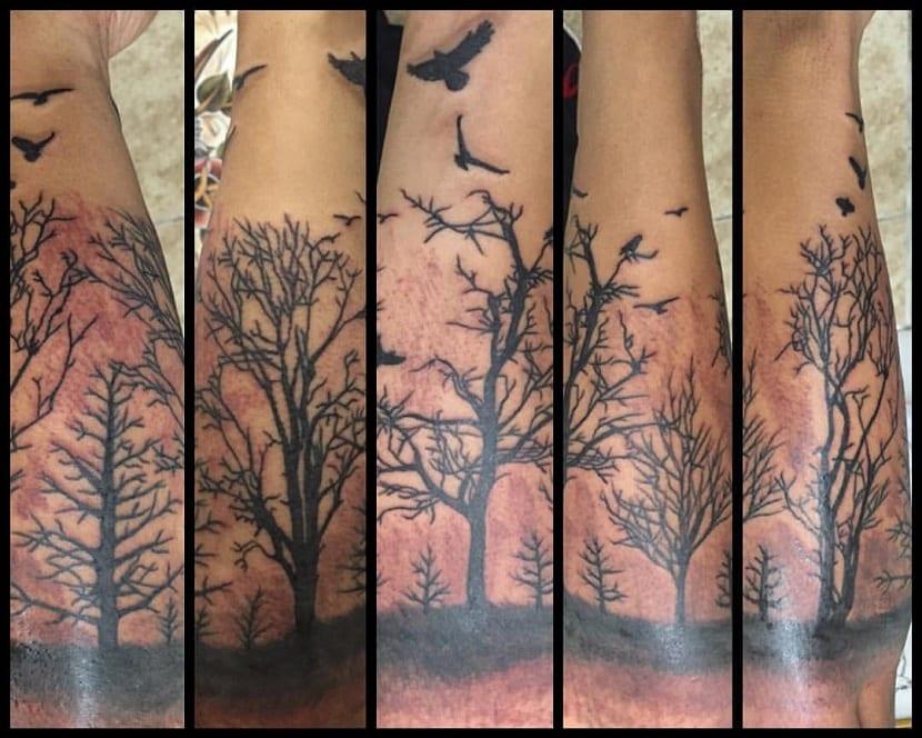 tatuaje-bosque-gemelo