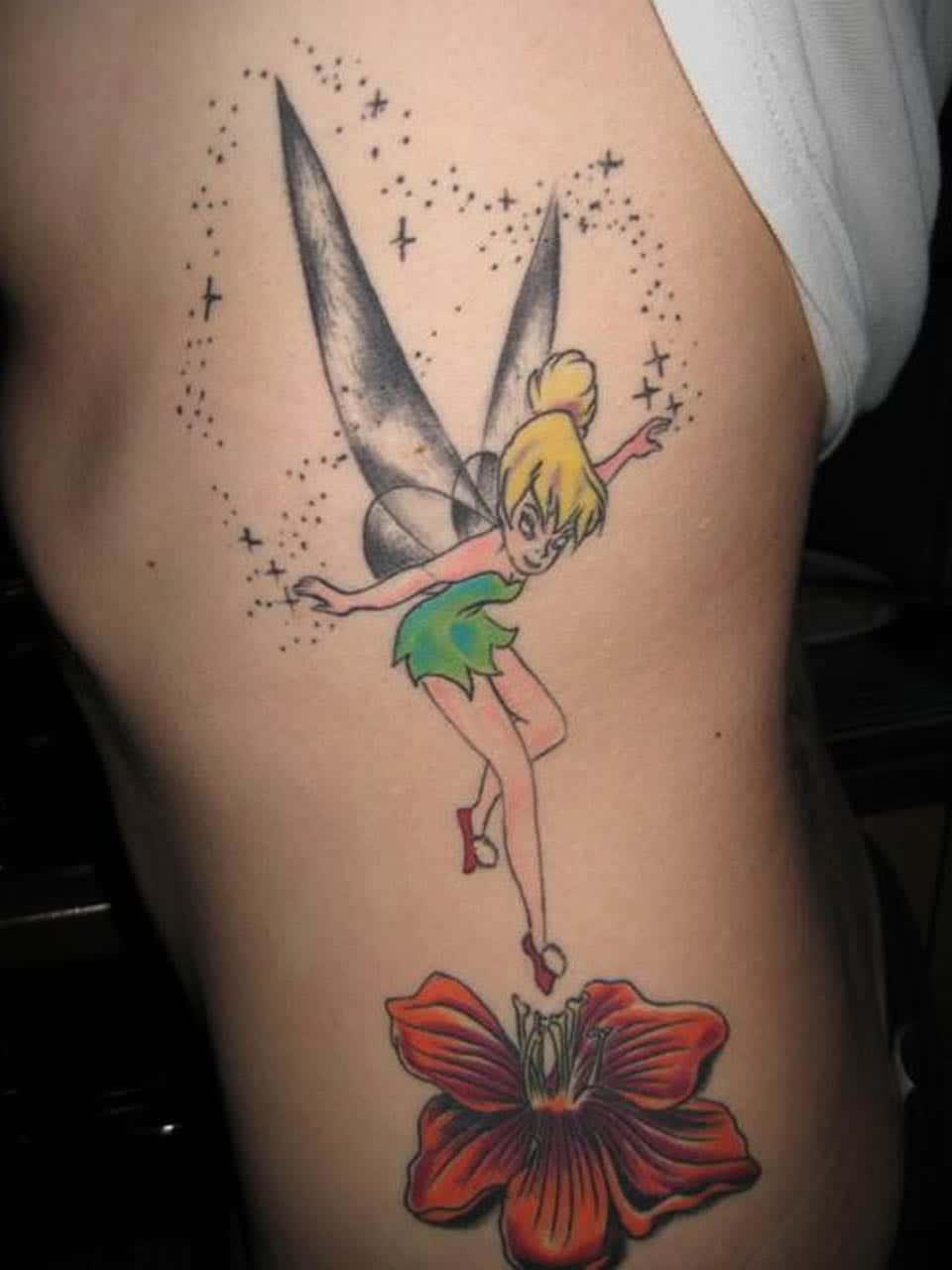 Tatuajes de campanilla qu significan - Tatuajes de pared ...