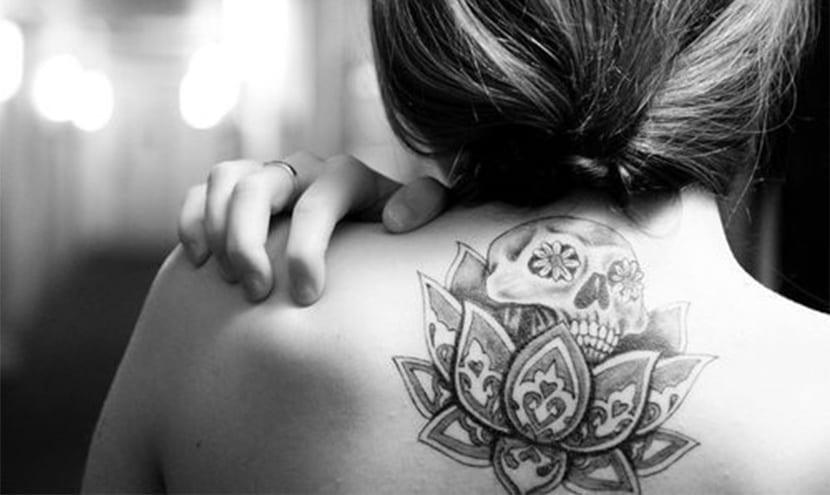 Tatuajes Para Mujer Calaveras