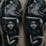 Tatuajes de marionetas