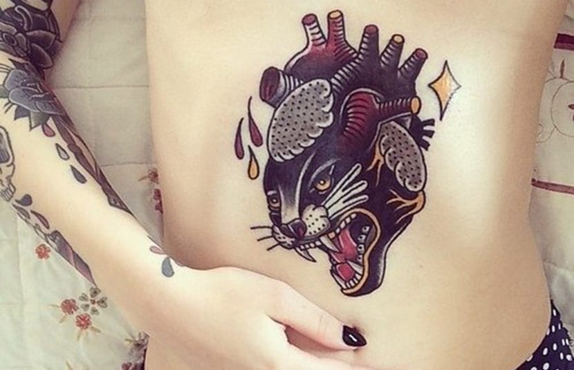Tatuajes De Panteras Y Su Significado