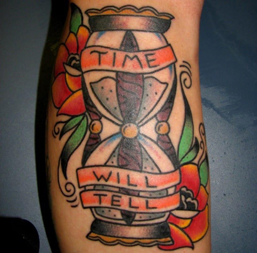 Tatuajes De Relojes De Arena Significado