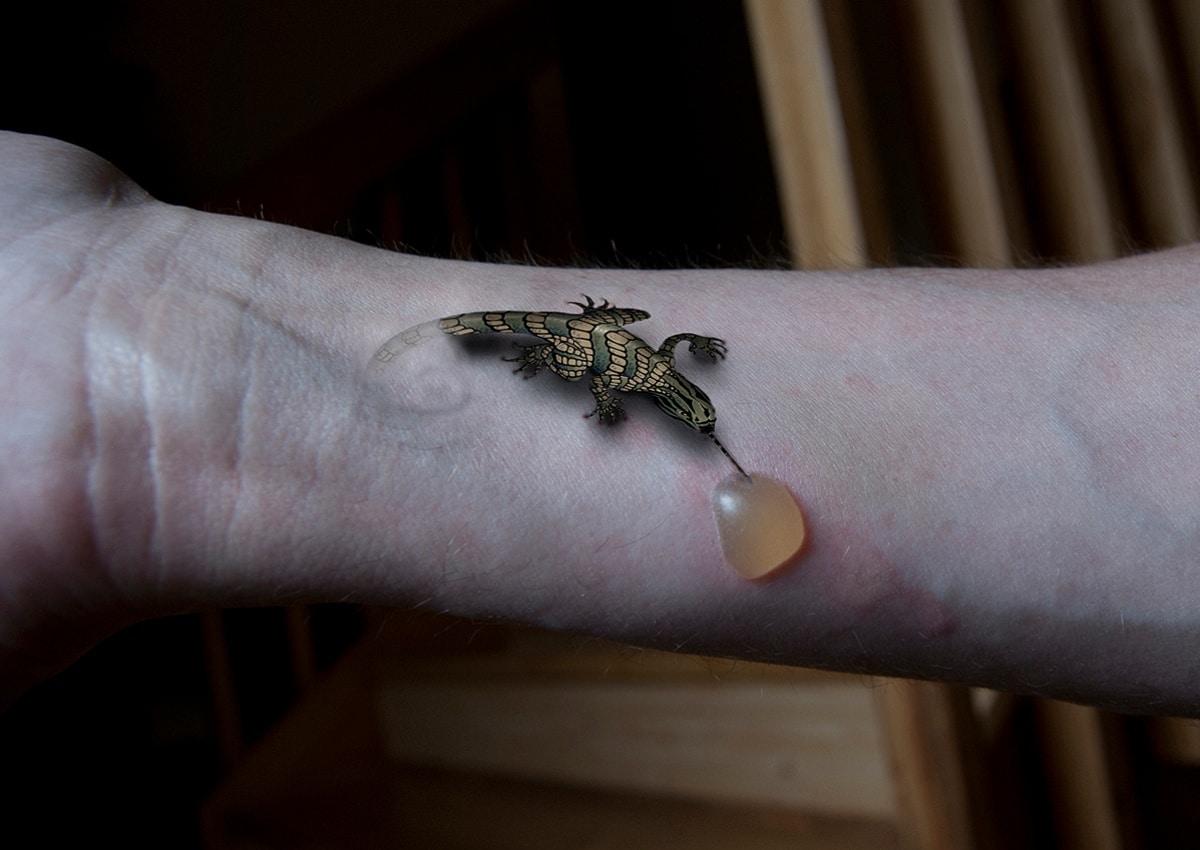 Tatuaje de estilo realista
