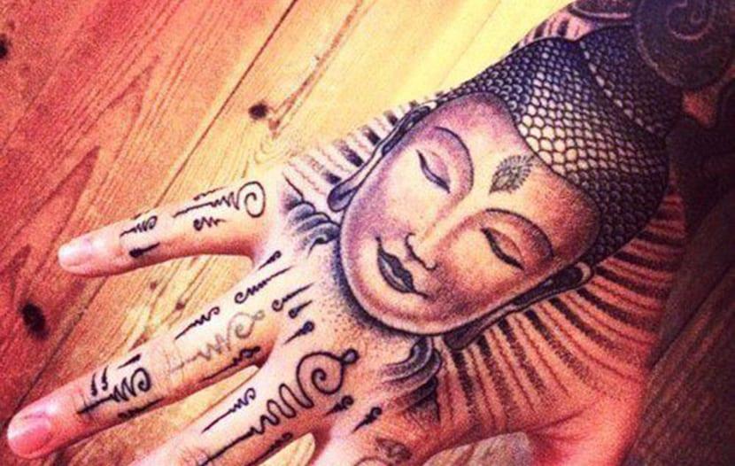 Tatuajes Budistas Y Sus Símboloso