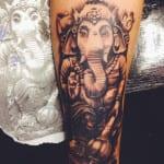 Tatuajes de Ganesha