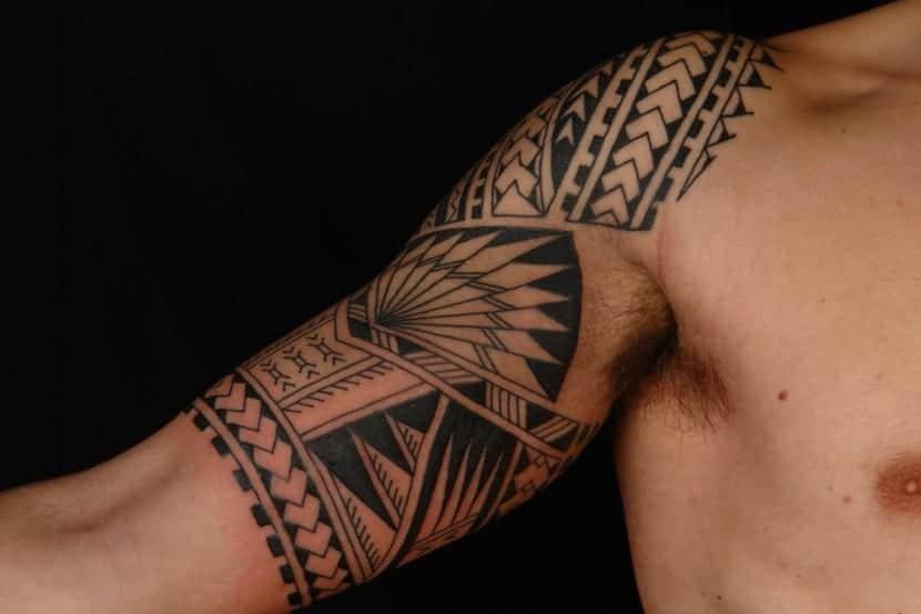 tatuaje hawaiano