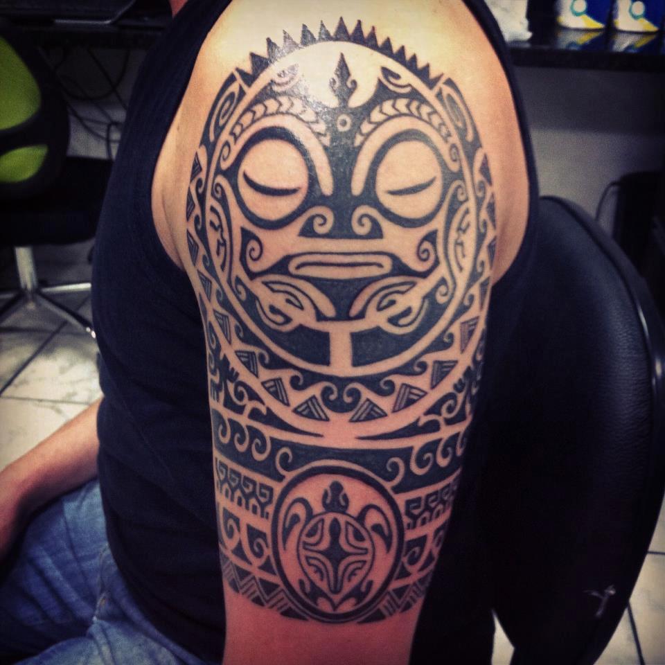 Los Tatuajes Hawaianos