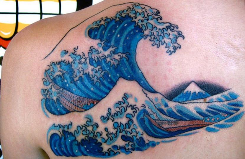 Significado De Tatuajes De Agua