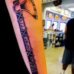 Tatuajes de hachas